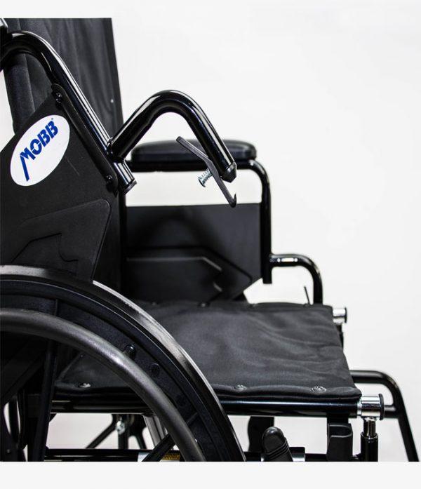 Deluxe Economy Wheelchair/Steel