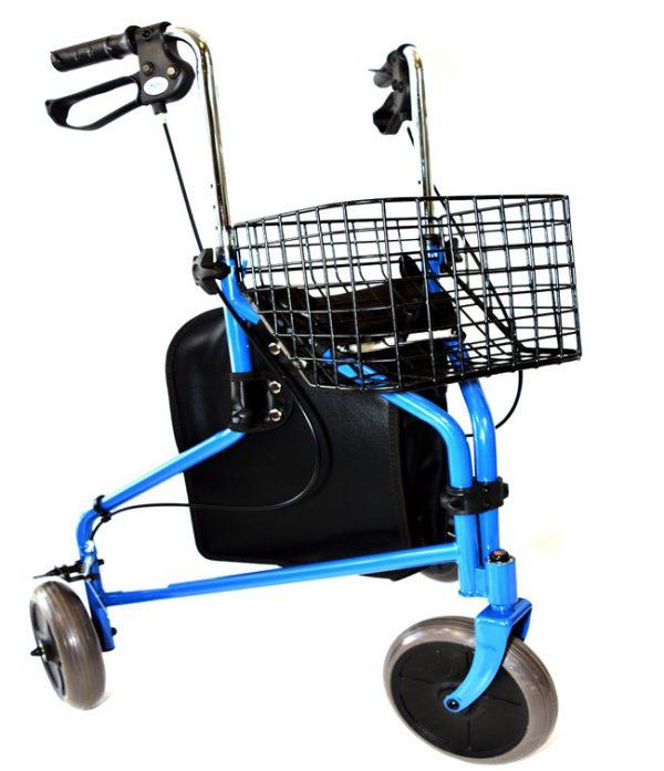 3 Wheels Rollator