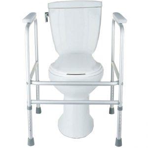 Aluminum Toilet Safety Frame